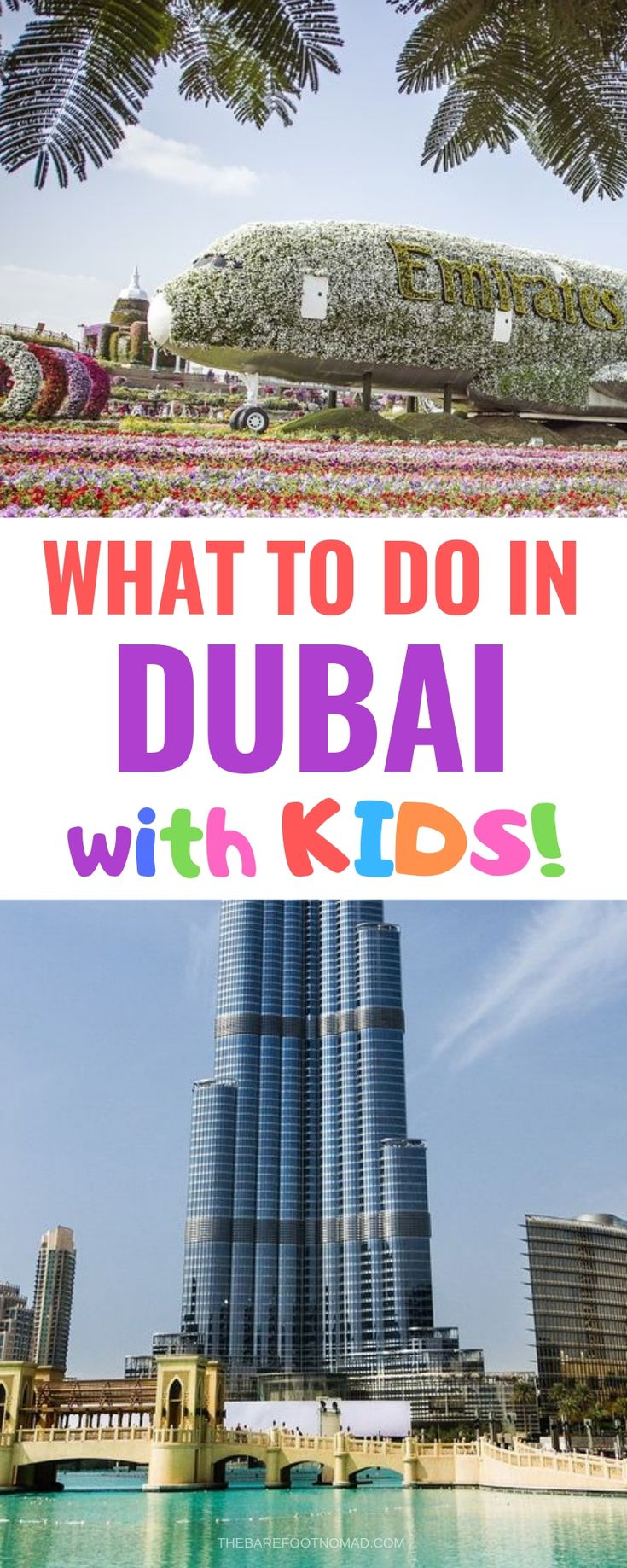 the best things to do in Dubai with kids