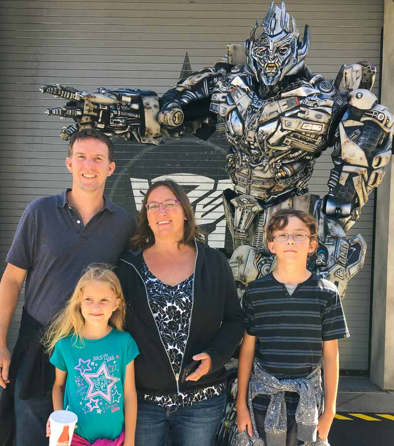 family fun tips at Universal Orlando