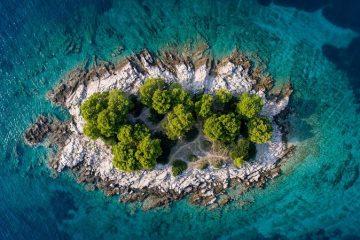 Croatia island