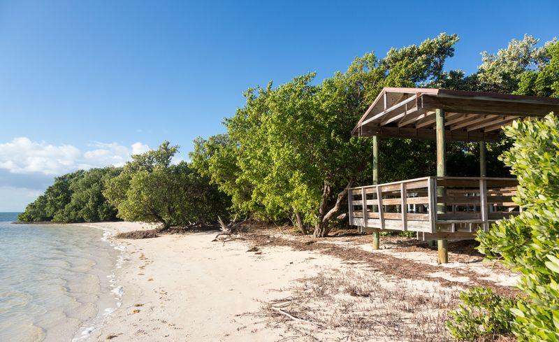 Annes Beach Florida Keys