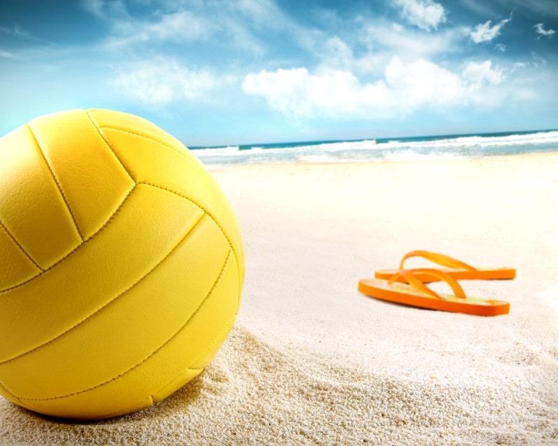 The Best Beach Games