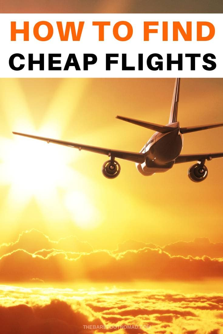How to find and book cheap one way flights