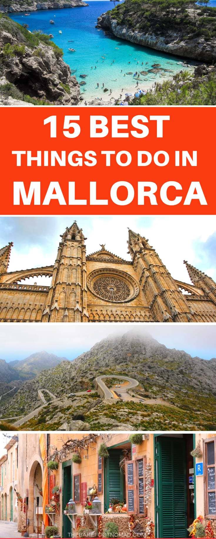 15 amazing things to do in Mallorca Spain