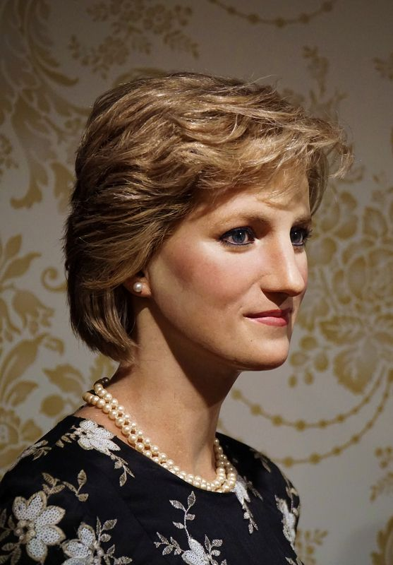 Madame Tussauds London Lady Diana