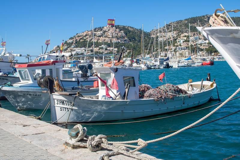 Mallorca Port Dandratx Puerto de Andrach