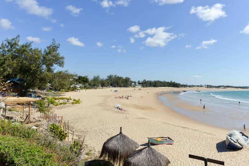 Tofo Beach Vilankulo Mozambique