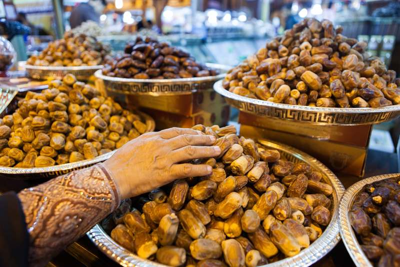 dried dates for sale in Dubai