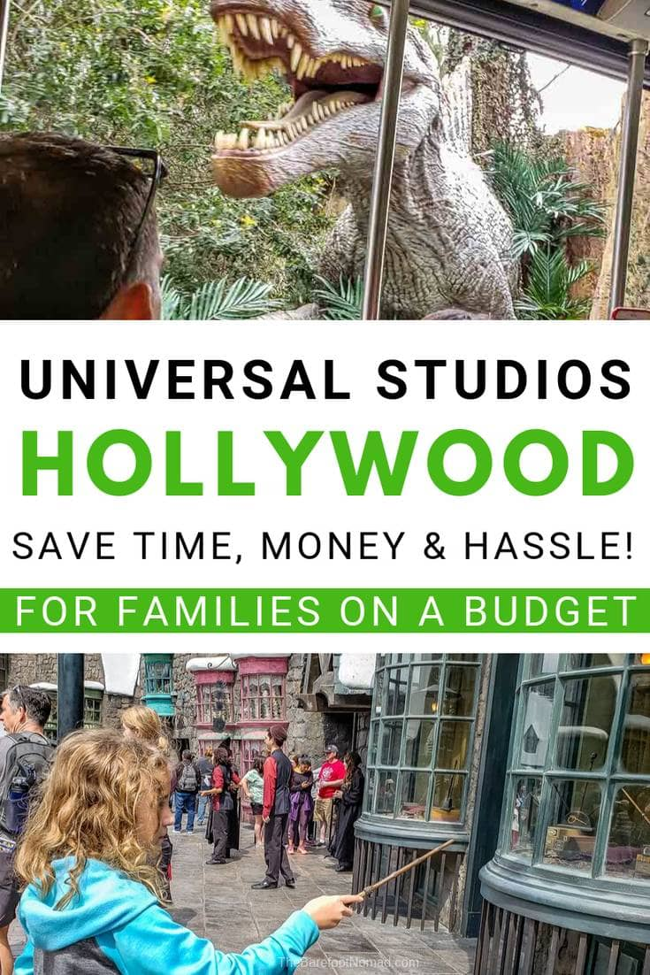 How to visit Universal Studios Hollywood with kids