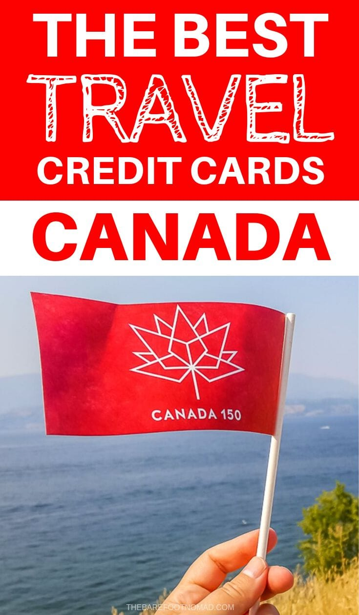 best travel credit cards for travel in Canada