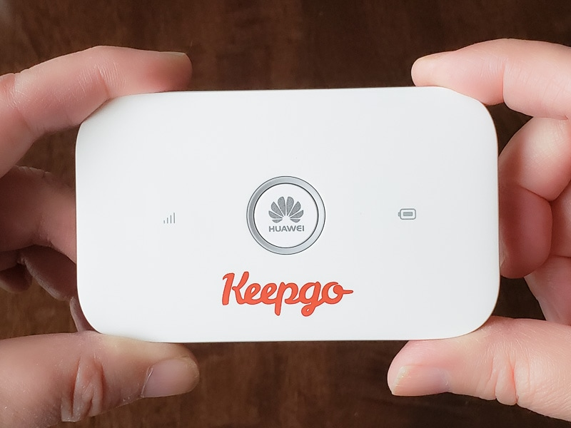 Keepgo mobile hotspot review