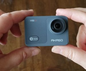 AKASO V50X action cam review