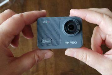 AKASO V50X action cam review