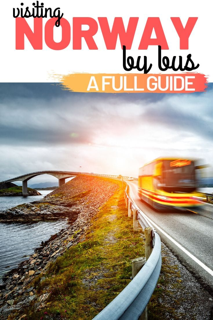 how to travel Norway by bus