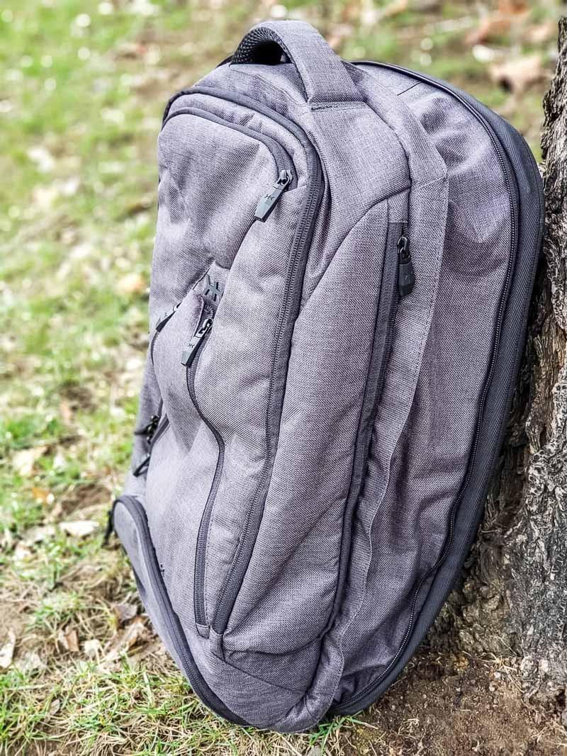 expanded Knack backpack