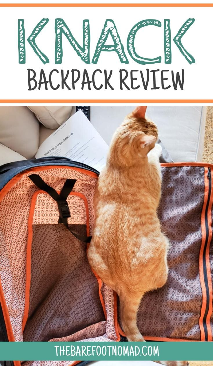 Knack Backpack review