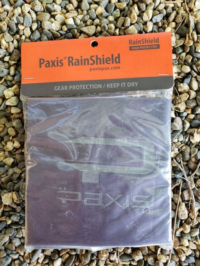 paxis rain cover