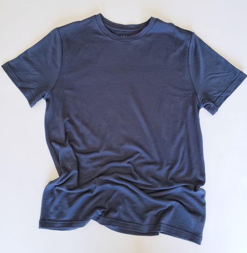 Unbound Merino wool t-shirt