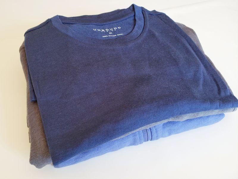 Unbound Merino wool clothing