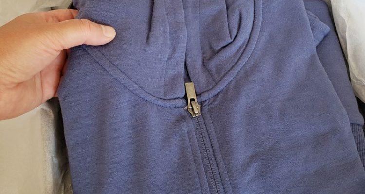Unbound Merino hoodie review